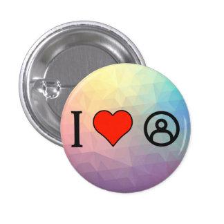 I Love Personas 3 Cm Round Badge
