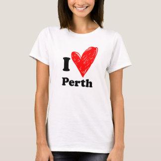 I love Perth T-Shirt