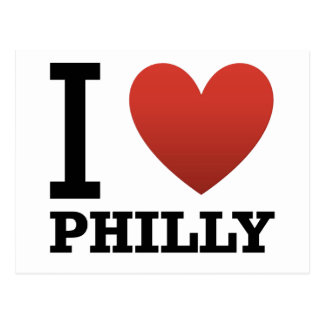 i-love-philly postcard