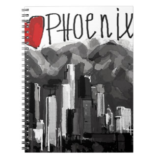 I love Phoenix Notebook
