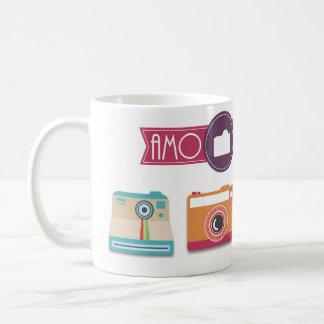 I love Photographing Basic White Mug