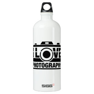 I Love Photography SIGG Traveller 1.0L Water Bottle