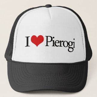I love Pierogi Trucker Hat