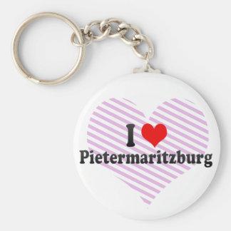I Love Pietermaritzburg, South Africa Key Chain