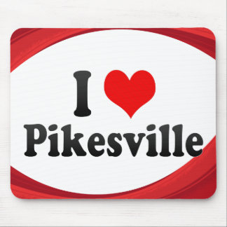 I Love Pikesville, United States Mouse Pad
