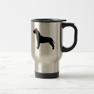 I Love Pit Bulls Travel Mug