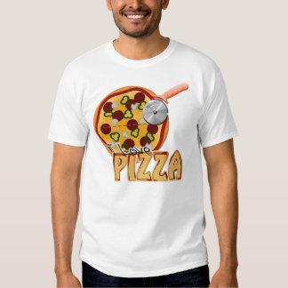 I Love Pizza -  EDUN LIVE Genesis Unisex Standard T-shirt