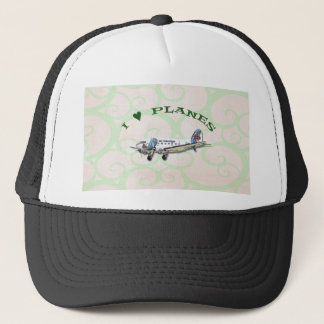 I Love Planes - Dakota DC3 Trucker Hat