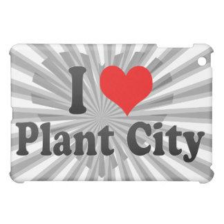 I Love Plant City, United States Case For The iPad Mini