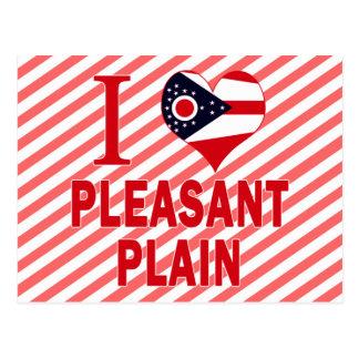 I love Pleasant Plain, Ohio Post Cards