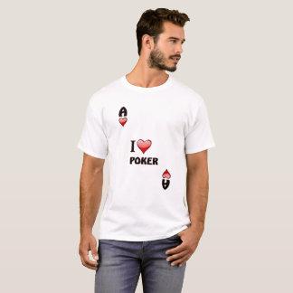 I Love Poker T-shirt
