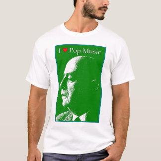 I love pop music T-Shirt