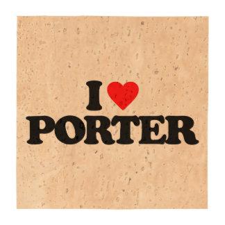 I LOVE PORTER COASTER