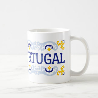 I Love Portugal Coffee Mug