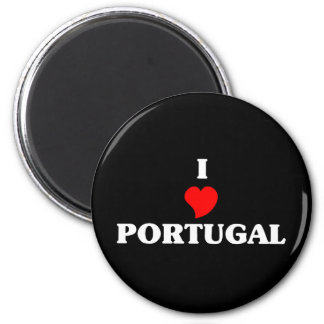 I Love Portugal Magnet