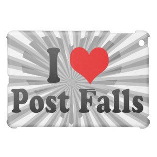 I Love Post Falls, United States iPad Mini Covers