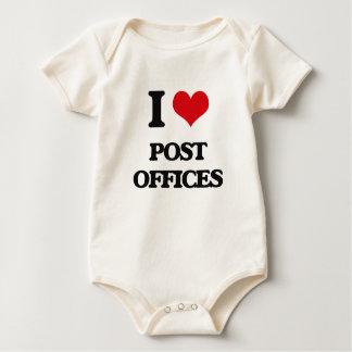 I love Post Offices Bodysuit