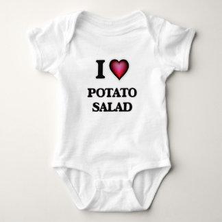 I Love Potato Salad Baby Bodysuit
