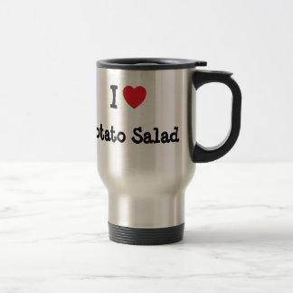 I love Potato Salad heart T-Shirt Mug