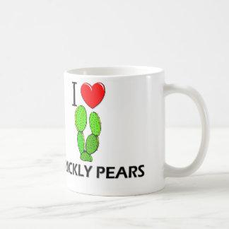 I Love Prickly Pears Mug