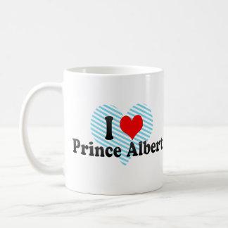 I Love Prince Albert, Canada Coffee Mug