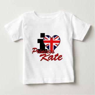 I Love Princess Kate Tee Shirts