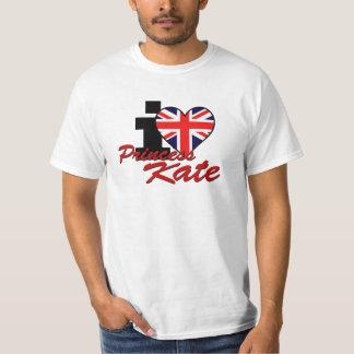 I Love Princess Kate Tshirt