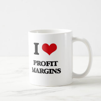 I Love Profit Margins Coffee Mug