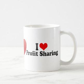 I Love Profit Sharing Mug