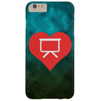 I Love Projector Screens Design Barely There iPhone 6 Plus Case