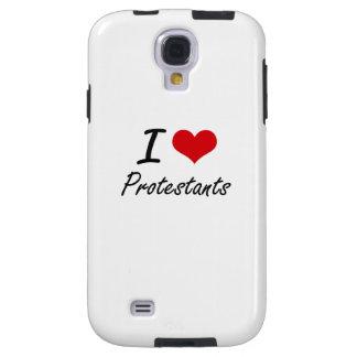 I Love Protestants Galaxy S4 Case
