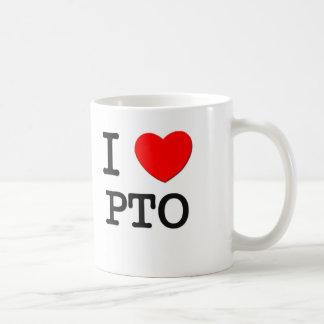 I Love Pto Coffee Mug
