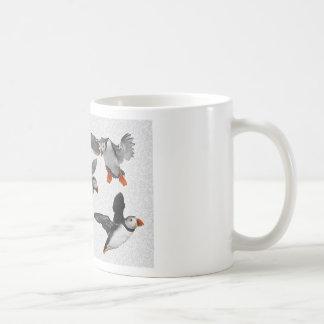 I Love Puffins! Coffee Mug