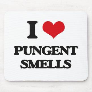 I Love Pungent Smells Mouse Pad