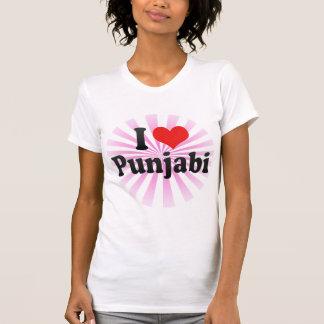 I Love Punjabi T-Shirt