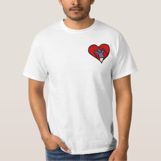 I Love Puppets T-Shirt
