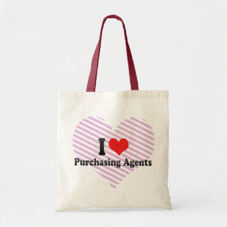 I Love Purchasing Agents Bags
