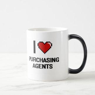 I love Purchasing Agents Morphing Mug