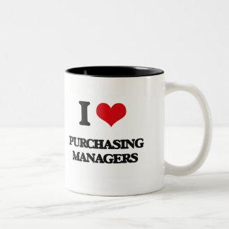I love Purchasing Managers Mug