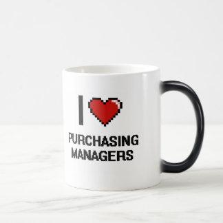 I love Purchasing Managers Morphing Mug