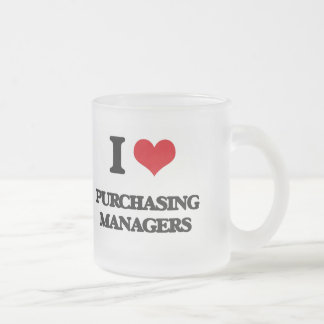 I love Purchasing Managers Mugs