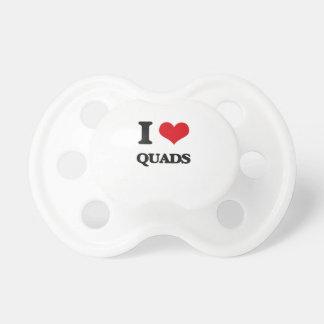 I Love Quads Dummy