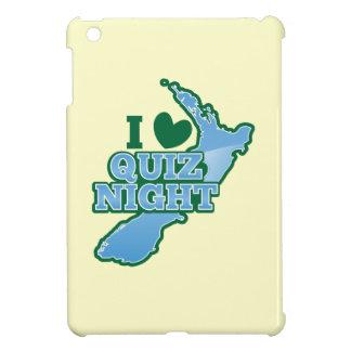 I love Quiz night! New Zealand map iPad Mini Cover