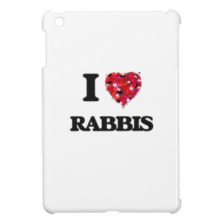 I love Rabbis iPad Mini Case