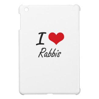 I love Rabbis iPad Mini Cases
