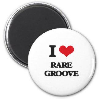 I Love RARE GROOVE Magnet