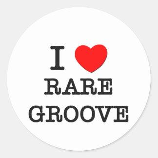 I Love Rare Groove Sticker