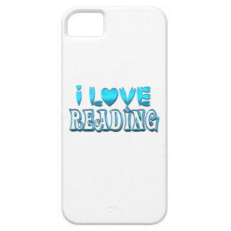 I Love Reading Barely There iPhone 5 Case