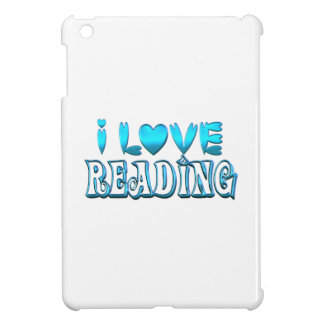 I Love Reading iPad Mini Case