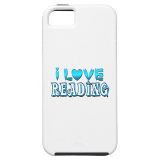 I Love Reading iPhone 5 Case